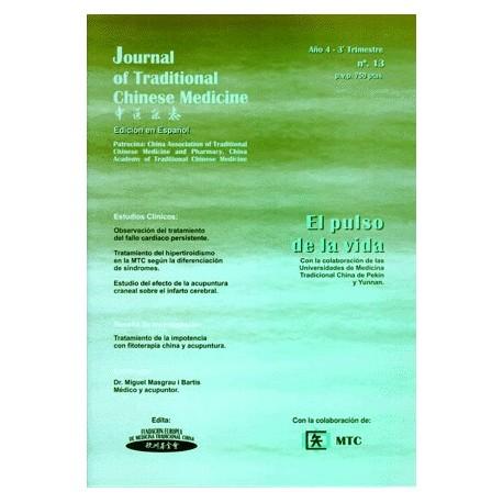 Journal of TCM nº 13 - Formato impreso