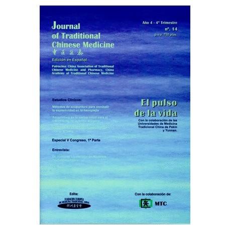 Journal of TCM nº 14 - Formato impreso