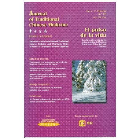 Journal of TCM nº 18 - Formato impreso