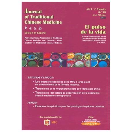 Journal of TCM nº 26 - Formato impreso
