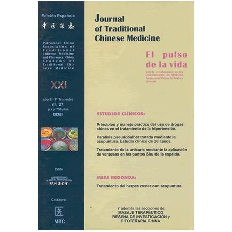 Journal of TCM nº 27 - Formato impreso