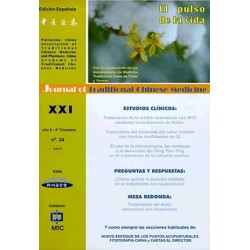 Journal of TCM nº 34 - Formato impreso