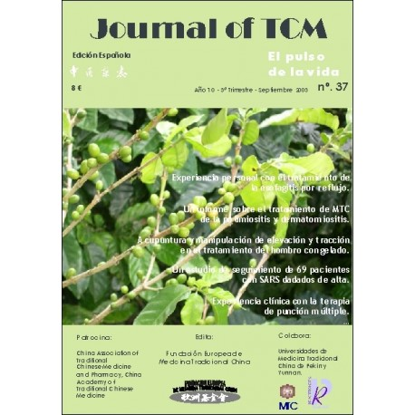 Journal of TCM nº 37 - Formato impreso