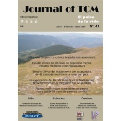 Journal of TCM nº 41 - Formato impreso