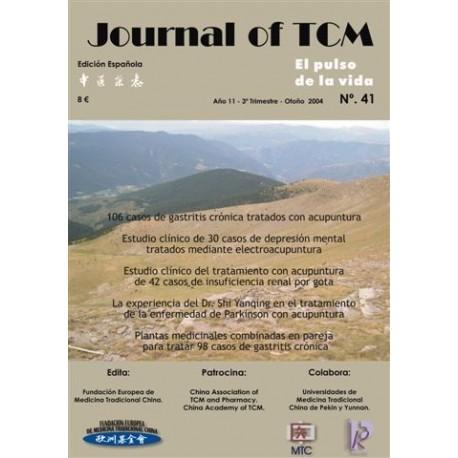 Journal of TCM nº 41 - Formato impreso