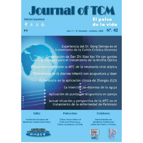 Journal of TCM nº 42 - Formato impreso