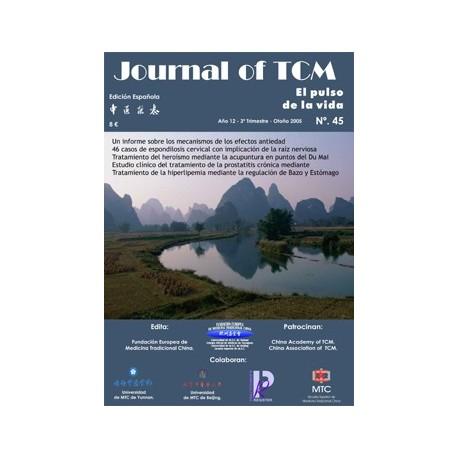Journal of TCM nº 45 - Formato impreso