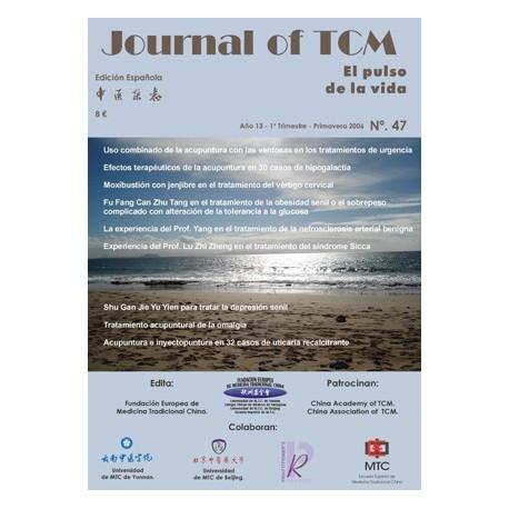 Journal of TCM nº 47 . Formato impreso