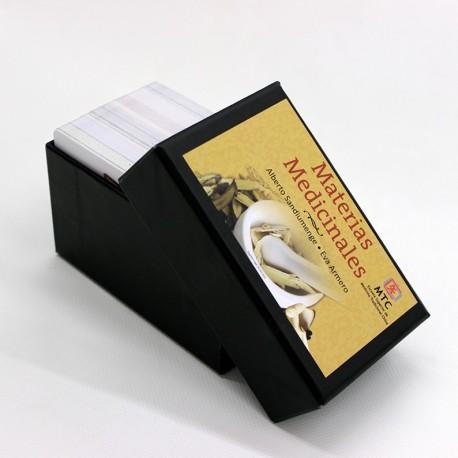 Colección de fichas de Materias Médicinales