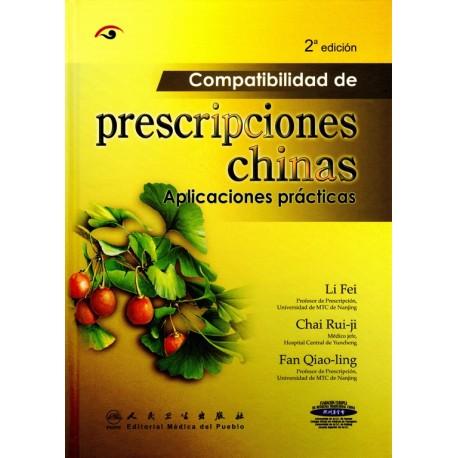 Compatibilidad de prescripciones chinas. Aplicaciones prácticas