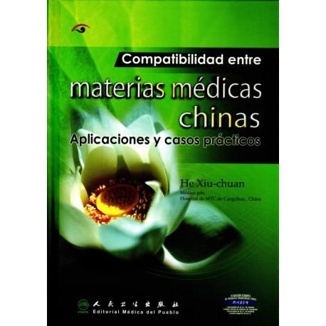 Compatibilidad entre materias médicas chinas. Aplicaciones y casos prácticos